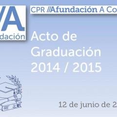 Celebración Acto de Graduación del Curso 2014-2015