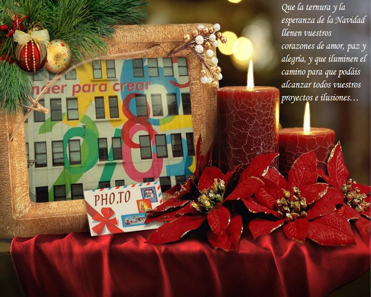Inicio Feliz Navidad.Feliz Navidad 2017 Centro De Formacion Profesional