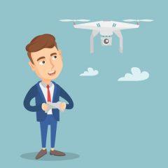 """Charla sobre Emprendimiento """"Servicios industriales con drones"""""""