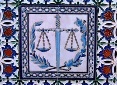 Visita al Tribunal Superior de Xustiza de Galicia (TSXG)