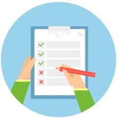Documentación necesaria para formalizar la matrícula de 1º curso